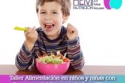 Taller Alimentacion en Niños